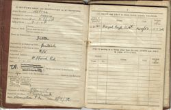 Paybook of Alfred French