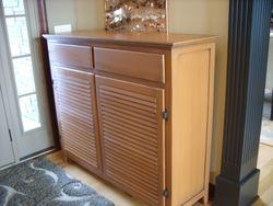 Antiqued chest