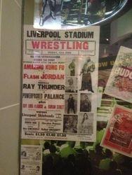 Wrestling Friday 13th June