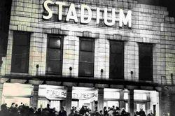 Liverpool Stadium on a Friday Night