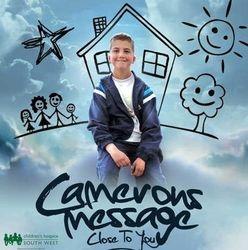 camerons message close to you