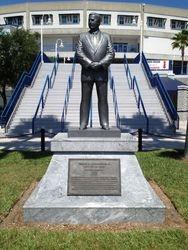 G. Steinbrenner Statue
