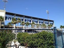 Right Field Side of Stadium