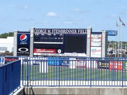 Scoreboard Close-up