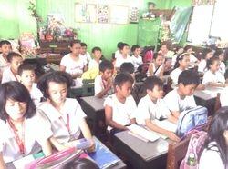 Grade IV- Peach ( 42 pupils )
