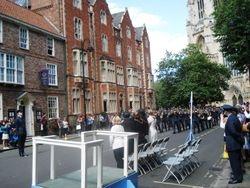 York parade