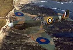 Unknown Spitfire