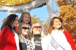 Raleigh Christmas Parade 2011