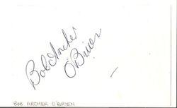 Bob Archer O'Brien