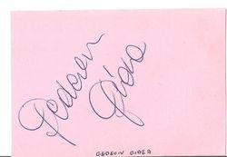 Gideon Gidea
