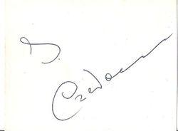 Johnny Czeslaw