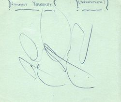 Johnny Yearsley