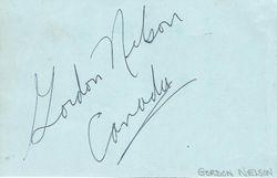 Gordon Nelson