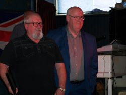 Alan Kilby and Steve Mitchell