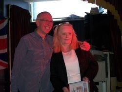 Jackie McCann and Hack