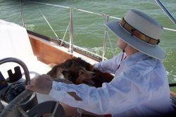 aboard Brigadoon