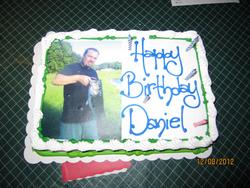 Dan's B-Day cake