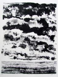 Big Sky ,Black and white