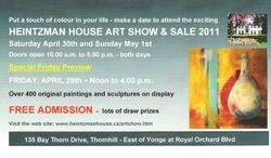 Heinzman House Show