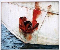 White Fleet anchor