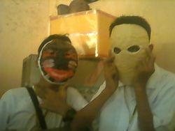 mask riders
