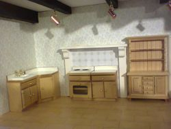 Rose gets a new kitchen!
