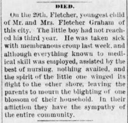 Fletcher Graham Jr.