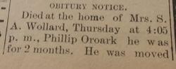 Phillip Oroark part 1