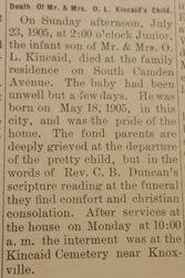 O. L. Kincaid Jr.