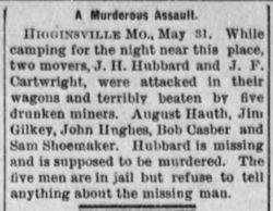J. H. Hubbard