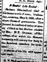 Jackson Shackelford