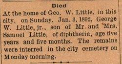 George Little Jr.