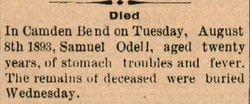Samuel Odell