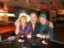 Anita, Carl & Pam