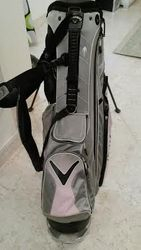 Callaway ladies golf bag - Grey and pink