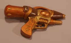 Small Plasma Pistol