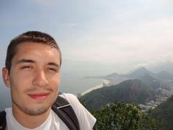 Rio de Janeiro, poluostrvo Urca, glava secera