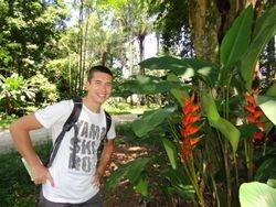 Rio de Janeiro, botanicka basta
