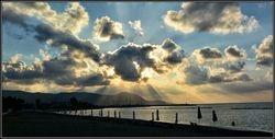 Latshi Sunset