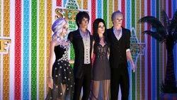 Shea, Poseidon, Moira and Jaro