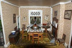 Nelson Villa Dining room