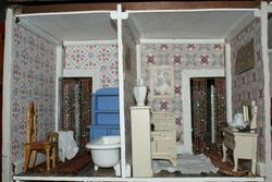 Nelson Villa Childs room and bathroom