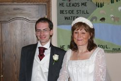 Mr & Mrs Alistair Stephen