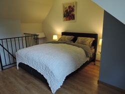 Een boxspring bed