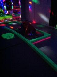 Glow Golf 204