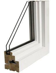 Install double-pane windows.