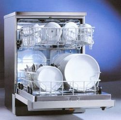 Run your dishwasher only when it's full.