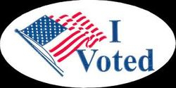 Vote for candidates with good environmental records.