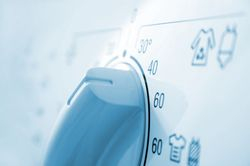 Wash clothes in warm or cool - not hot - water.