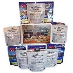 Non-perishable food supplies